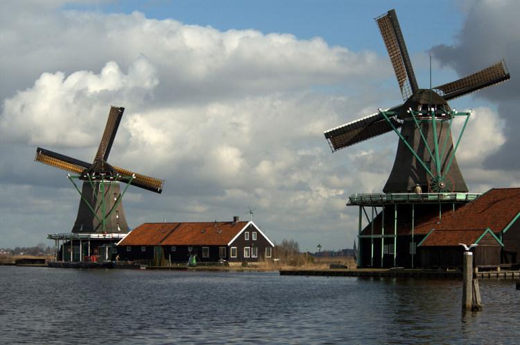 Amsterdam turistické zajímavosti